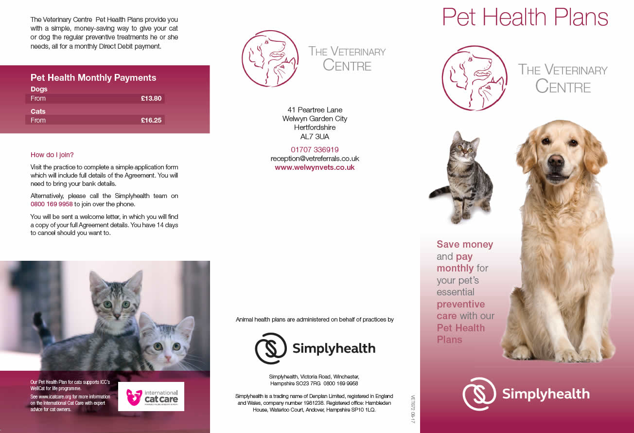 pet health plan